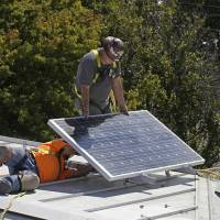 California becomes first U.S. state to require solar panels on new homes