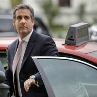 Michael Cohen partner flips, pleads guilty to tax fraud in exchange for cooperating