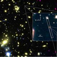 Astronomers peer closer than ever to 'cosmic dawn'