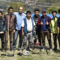 Nepal's medical drones bring health care to the Himalayas