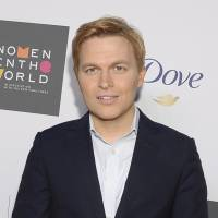Ronan Farrow attends the Sixth Annual Women in the World Summit opening night in New York in 2015. Pulitzer Prize, a story that takes down an attorney general, a new book deal — it's been quite a run for the New Yorker's Farrow. | EVAN AGOSTINI / INVISION / VIA AP