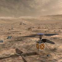 In bid to probe the red planet further, NASA to test first helicopter on Mars in 2020