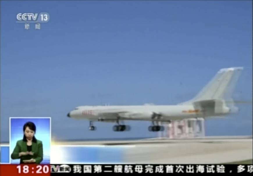 Beijing's bombers in disputed South China Sea raising tensions: Hanoi