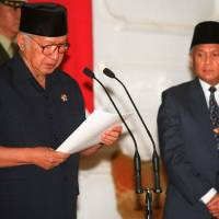 Indonesian parents wait for justice two decades after Suharto's fall
