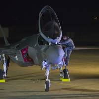Israeli air force chief confirms first F-35 airstrike, doesn't specify when or where