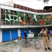 At least 15 killed as attackers set off multiple blasts, engage in firefight in Jalalabad