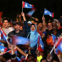 Clash of political titans Mahathir Mohamad and Najib Razak brings a gripping election to Malaysia