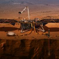 Robot geologist on Mars will dig for clues to origins of solar system
