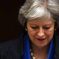 U.K.'s Theresa May in crisis as Cabinet Brexiters outgun her on customs plan