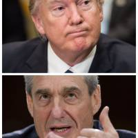 22 indictments, more expected, over 100 people quizzed as tight-lipped Robert Mueller's probe marks first year