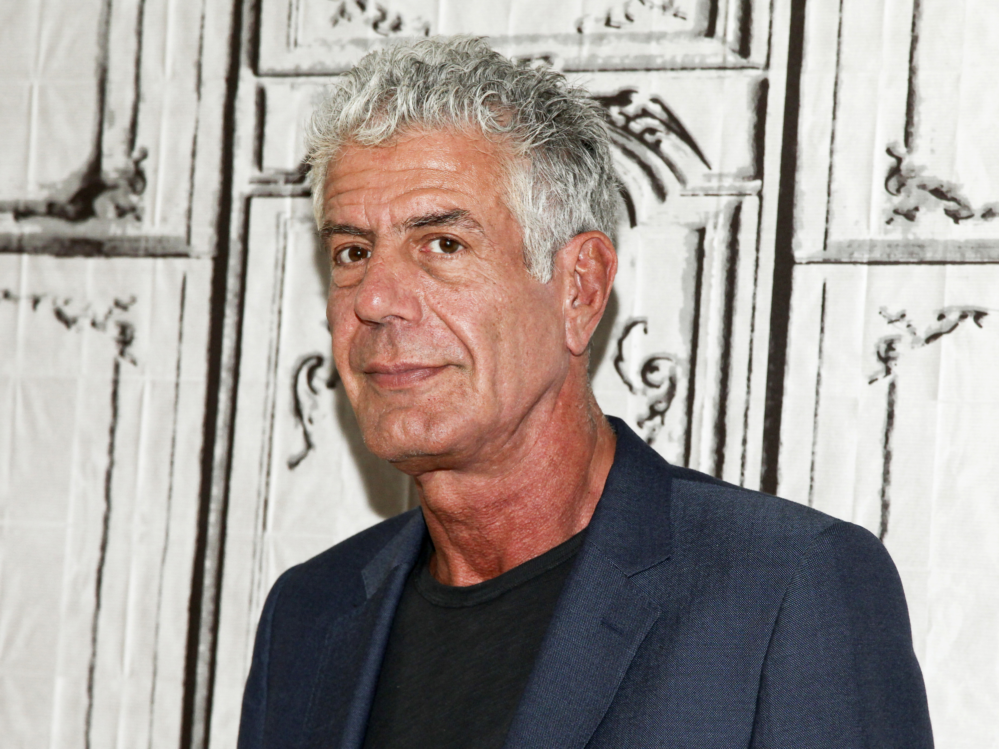 Anthony Bourdain participates in the BUILD Speaker Series to discuss the online film series 'Raw Craft' at AOL Studios in New York in 2016. Celebrity chef Bourdain's TV show has angered some Newfoundlanders after using a certain diminutive nickname many find offensive.   ANDY KROPA / INVISION / VIA AP