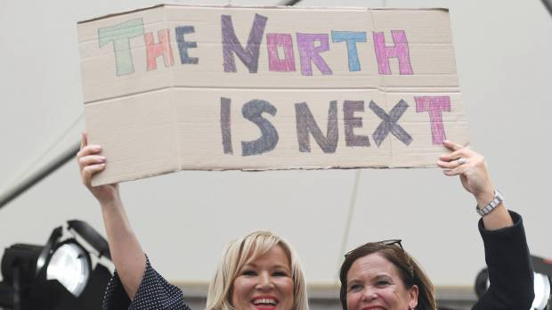 In Northern Ireland, abortion rights groups clamor for change