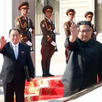 Kim Jong Un's right-hand man bound for U.S. as summit talks progress