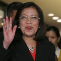 Philippine chief justice returns to office amid ouster moves