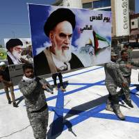 U.S. exit from Iran nuclear deal is likely to worsen proxy battles in the Mideast