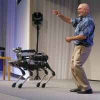 SoftBank-owned Boston Dynamics prepares to unleash its dog-like robot