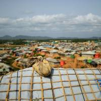 At least 40,000 pregnant Rohingya refugees face monsoon as donor funds run dry: U.N.