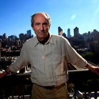 Philip Roth, fearless and celebrated author of 'Portnoy's Complaint' and 'American Pastoral,' dies at 85