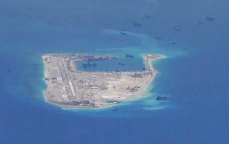 China installs cruise missiles on key South China Sea outposts, report says