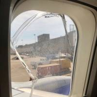 Passengers heard window popping on Southwest jetliner before emergency landing
