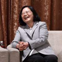 Taiwan president Tsai Ing-wen ends second year in office with strong economy, but low poll numbers