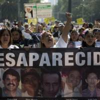 U.N. alleges Mexican federal official involvement in wave of disappearances
