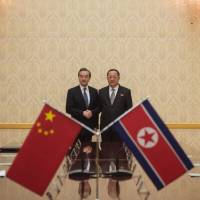 China's foreign minister travels to Pyongyang, seeks role for Beijing in Korean Peninsula nuclear diplomacy