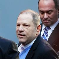 Manhattan grand jury indicts Harvey Weinstein on rape, sex crime charges