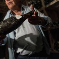 Vintage 1774 French wine sells for record €103,700