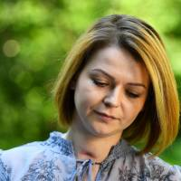 Yulia Skripal calls recovery from nerve agent attack in U.K. 'slow, painful'
