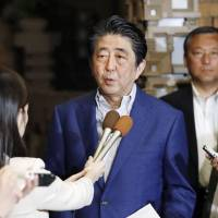 Abe, Xi agree to cooperate in tackling N. Korea nuclear issue