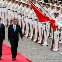 Japan and China agree on aerial and maritime mechanism to avoid military clashes