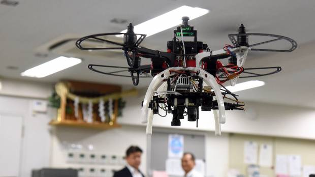 From office watcher to farm protector and crop duster, unmanned aircraft playing unusual roles
