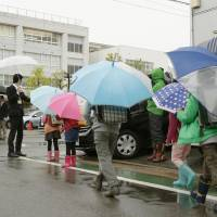 7-year-old Niigata girl was approached by a stranger the morning of her death