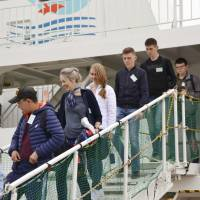 Russian residents of disputed islands make first visa-free trip to Japan this year