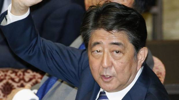 Abe shrugs off Tadao Yanase's 2015 Kake Gakuen meetings, claims aide never updated him on pal's project