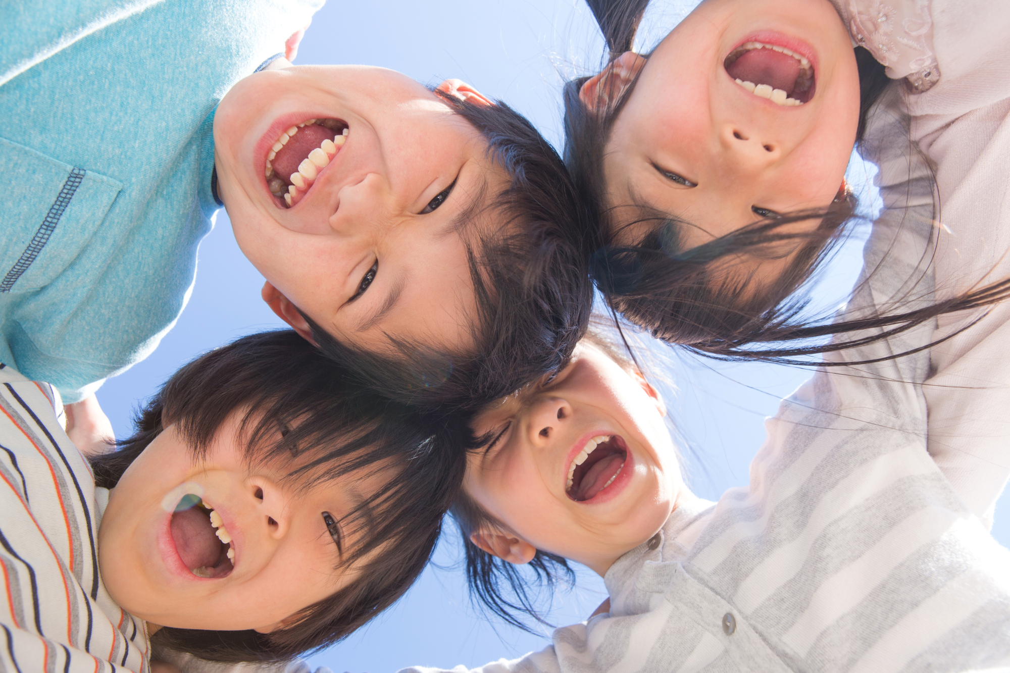The latest government data show there were 15.53 million children in Japan as of April 1, down for the 37th consecutive year and the least since comparable data became available in 1950. | GETTY IMAGES