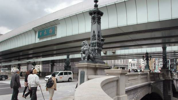Task force proposes moving eyesore expressway in Nihonbashi underground
