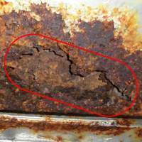 Air duct corrosion and holes found at seven nuclear plants
