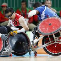 Paralympic repair specialist fixing to help at 2020 Tokyo Games