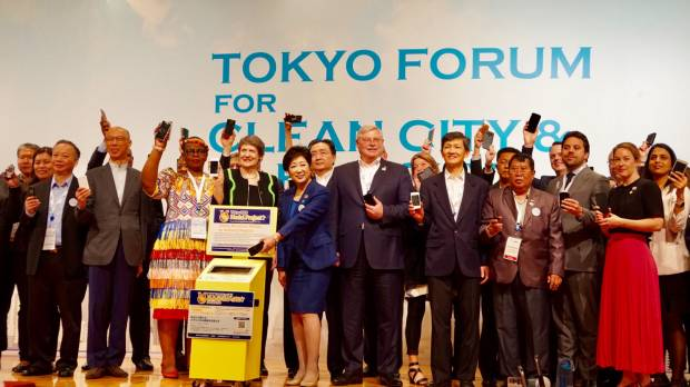 Tokyo Declaration unites 11 global cities against waste and pollution