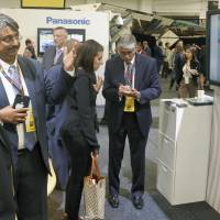 Japanese firms pitch next-generation 'smart city' technologies in New York