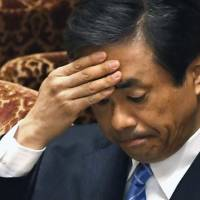 Former Abe aide admits to meeting with Kake Gakuen officials