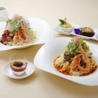 Survive summer heat with cold noodle dishes