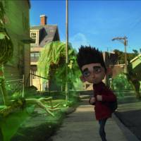 Spooky kids: Tristan Oliver worked on the film 'ParaNorman' before being asked to join director Wes Anderson's team. | ©2012 LAIKA, INC. ALL RIGHTS RESERVED.