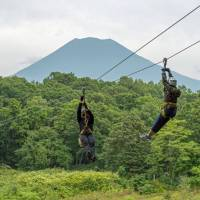 Beat the heat with summer sports in Niseko