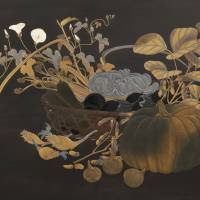 'Decorated Urushi: The Beautiful World of Gold and Silver on Black Lacquer'