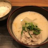 Breakfast broth: The soups are the standout dishes on Kishin's menu, which exclusively serves breakfast from early in the morning to past noon. | J.J. O'DONOGHUE