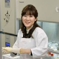 Disgraced scientist Haruko Obokata back in public eye with photo spread in weekly magazine