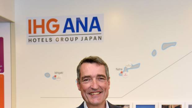CEO's eye for opportunity forged from global career